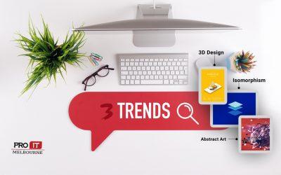 3 Trending Website Designs in 2021: Upgrade to Creativity